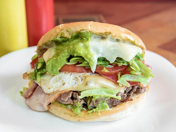 Sándwich Mak súper