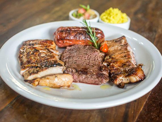 Misto de carnes (500 g)