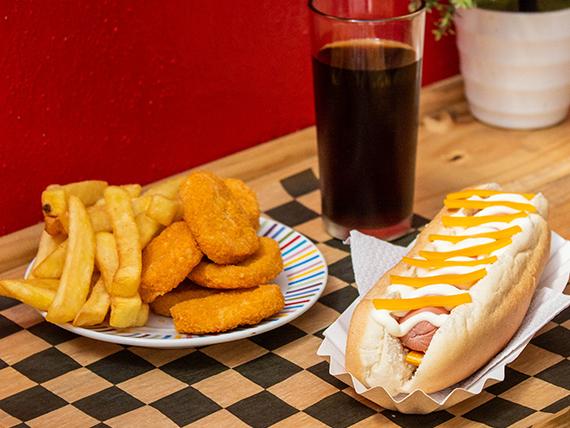 Combo - Hot dog Win 1