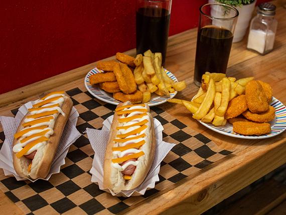Combo - Hot dog Win 2