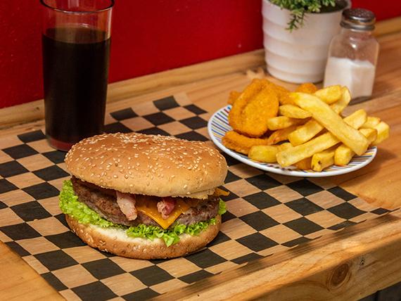Combo - Burger Win 1