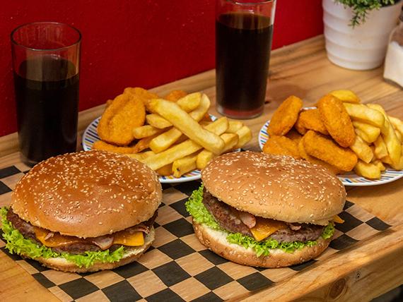 Combo - Burger Win 2