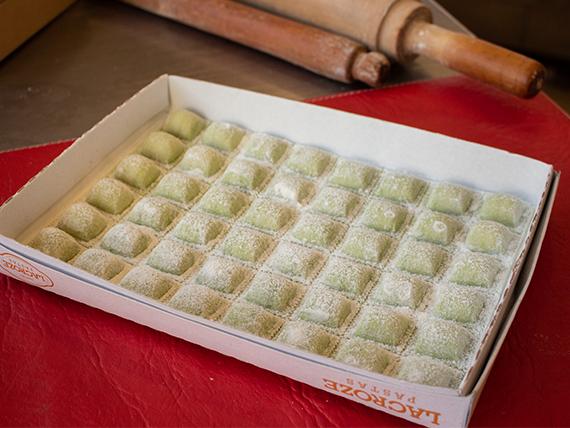 Ravioles de calabaza (48 unidades)