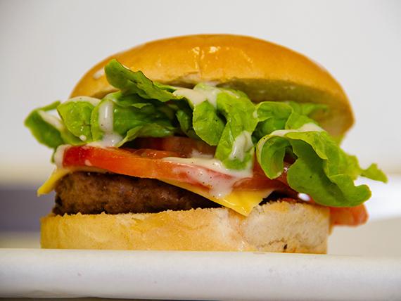 Taz classic burger