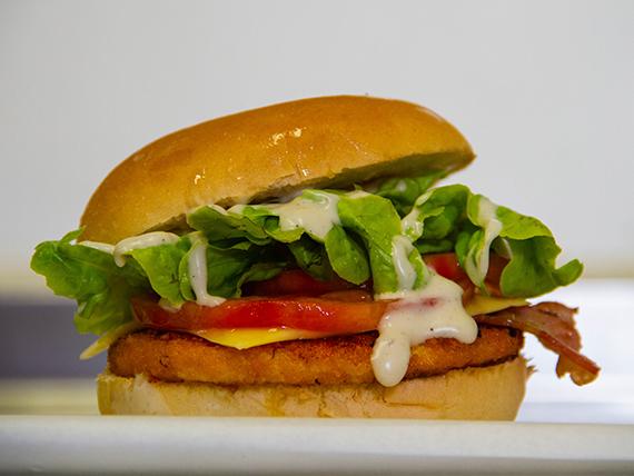 Pollo burger