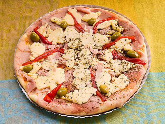 3- Pizza especial