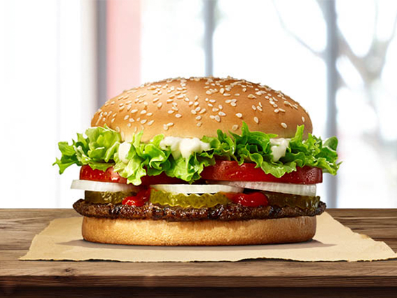 Hamburguesa Whopper