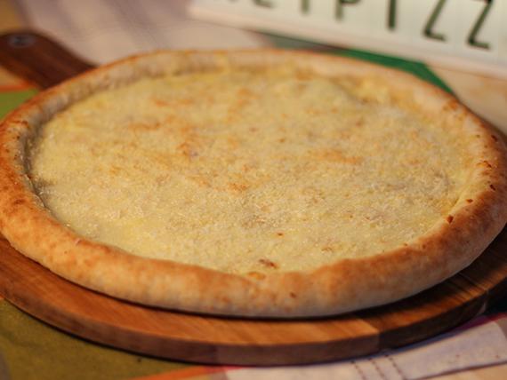 Pizza beijinho familiar