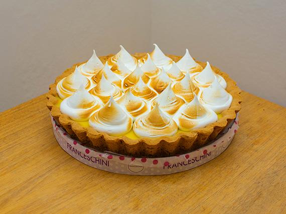Lemon pie (16 porciones)