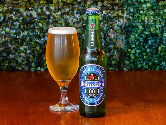 Cerveza Heineken  0.0 330 ml