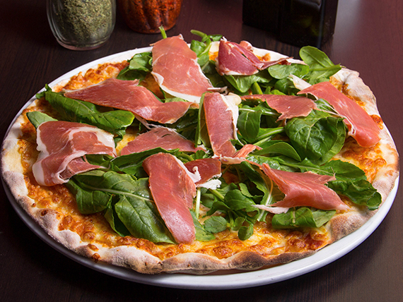 Pizza rústica
