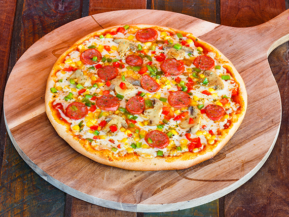 Promo 3 - Pizza (familiar)