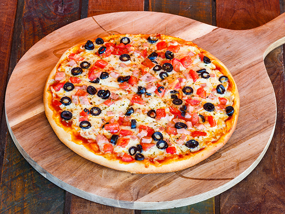 Promo 2 - 2 pizzas (familiares)