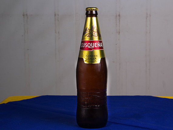 Cerveza Cusqueña 620 ml