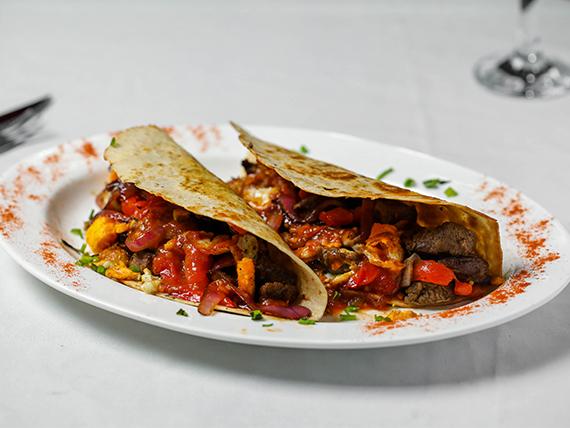 Taco Mexicana (2 unidades)