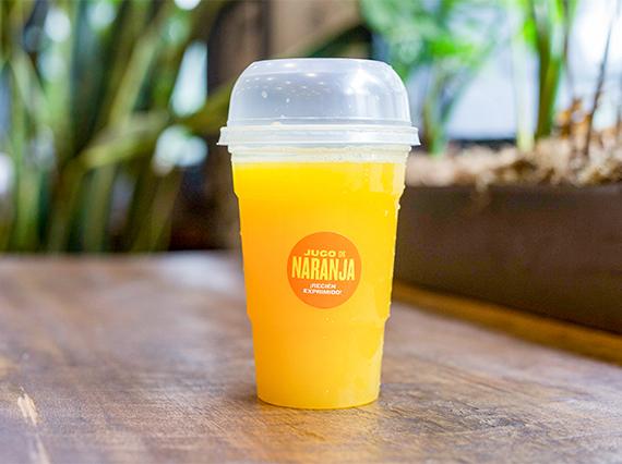 Jugo natural de naranja 370 ml