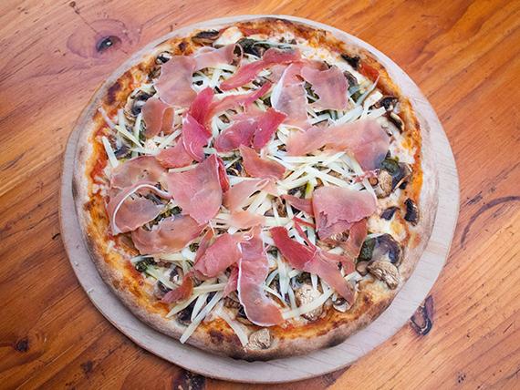Pizza serrana (32 cm)