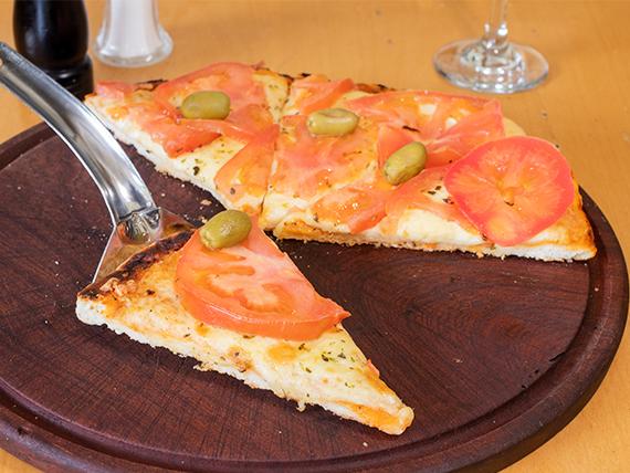 Pizzas con gustos