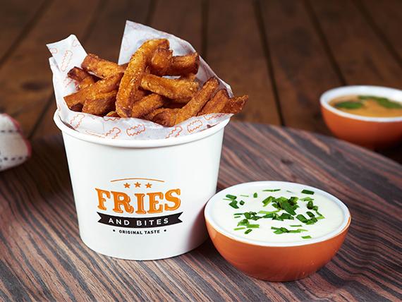 Sweet potato fries regulares