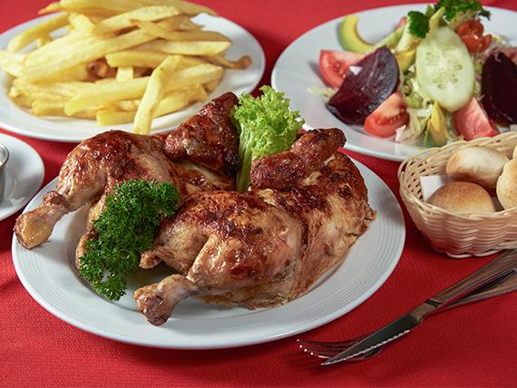 Suprema de pollo