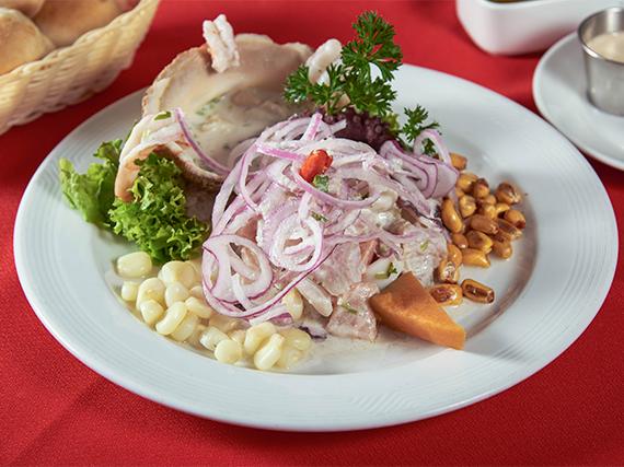 Ceviche Pantaleón