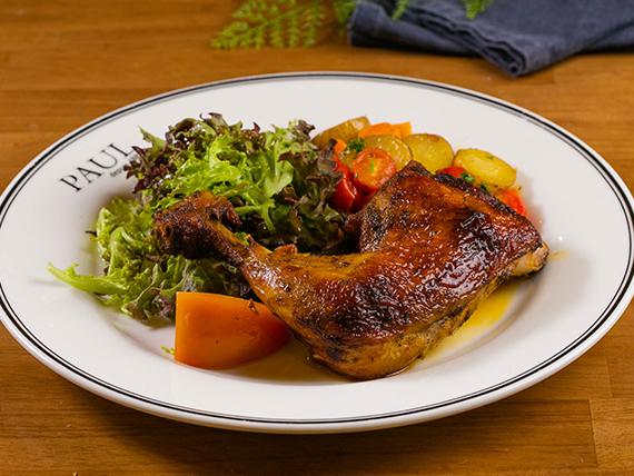 Cuise de poulet rôtie