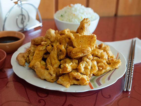 8 - Pollo frito