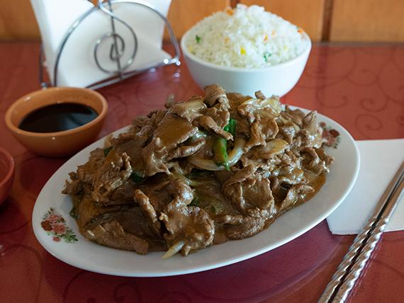 26 - Carne mongoliana