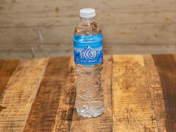 Agua mineral Eco de los Andes 500 ml