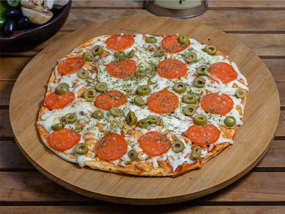 Pizza mapuche
