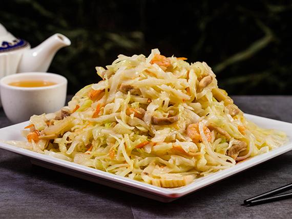Chop suey con proteína a elección