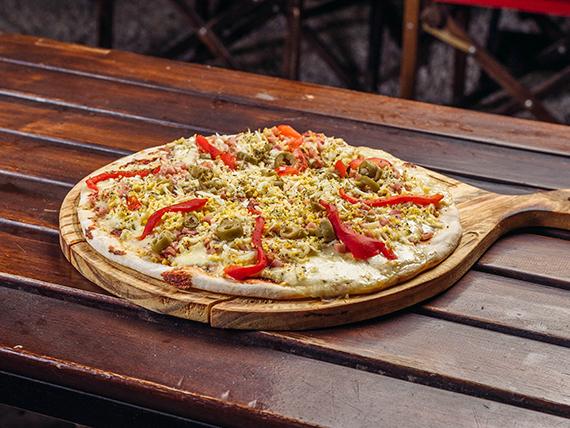 3 - Pizza especial
