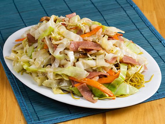 Chow mein combinado