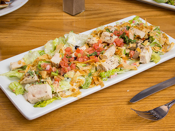 Santa Fe chicken salad