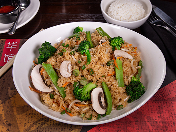 P.F.  Chang's Vegetarian Fried Rice