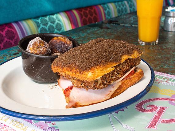 Sándwich nuestro preferido