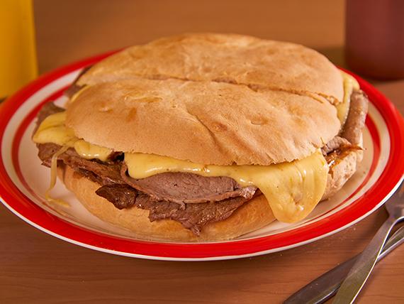 Sándwich barrosluco