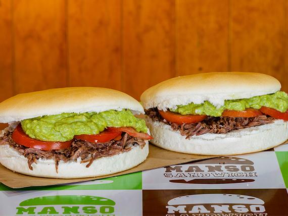 Promo - Mini sándwich italiano 2x1