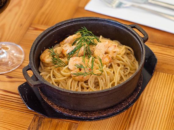 Spaghettini italiano de secco