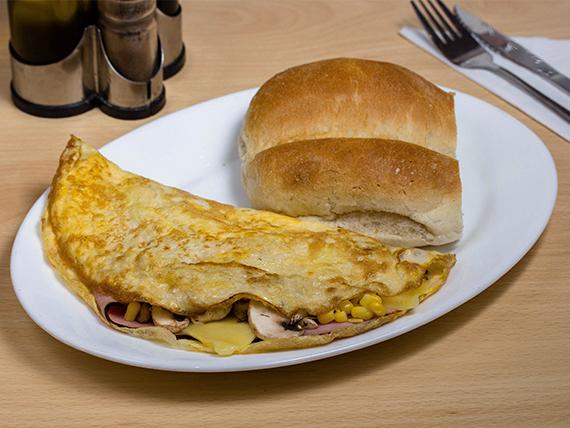 Omelette La Capital
