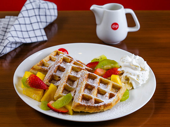 dipndip waffle