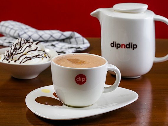 dipndip old fashioned hot chocolate