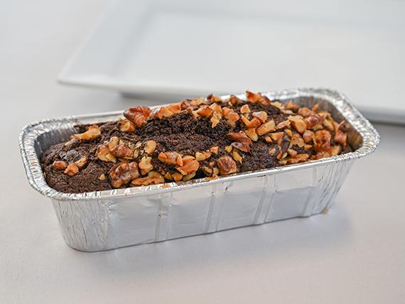 Budín de chocolate con nueces 300 g