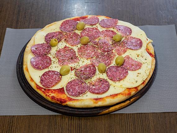 Pizza calabresa