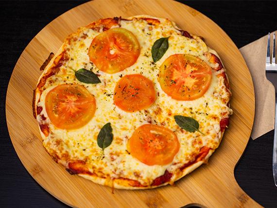 Pizza margarita (tamaño mediano)