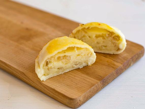 Empanadas de queso y cebolla (3 unidades)