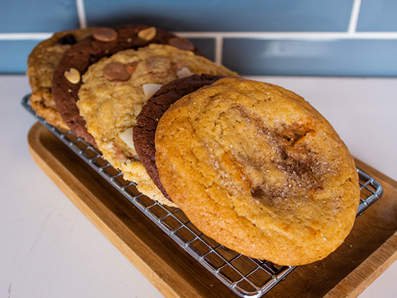 Caja - 6 galletas a elección
