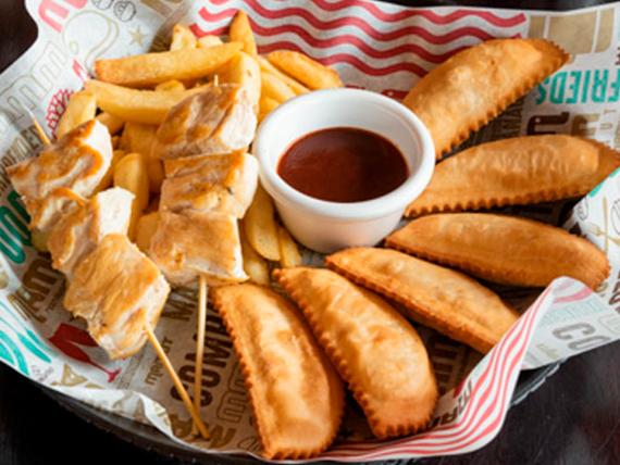 Manchester fries