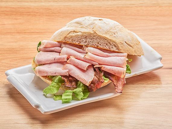 Sándwich american style