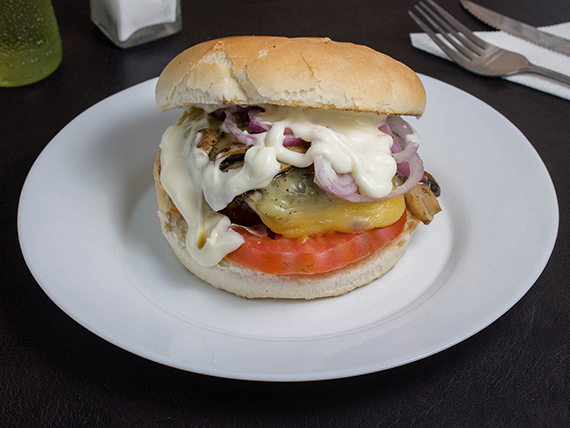 Rústico burger